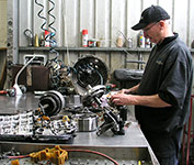 Fully Qualified Specialist Transmission Mechanics