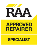 Auto Trans is an RAA Approved Repairer – Specialist